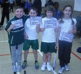 year 4 - tennis team